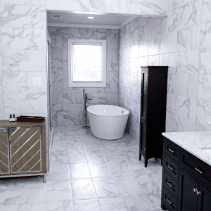 Highland Park, Texas | Porcelain Tile