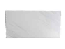 Pianetto Tauleto Bianco Polished 12-in x 24-in Porcelain Tile - The Last Inventory