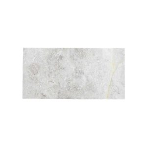 Silver Grey 12-in x 24-in Matte Marble Tile
