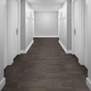 Interface Cubic Construction 19 3/4 in. x 19 3/4 in. Carpet Tile