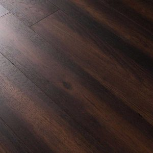 EVA Floors Hickory Rum Truffle Engineered Hardwood Flooring
